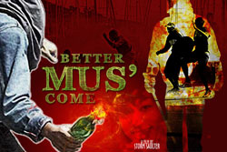 Better Mus Come by Storm Saulter