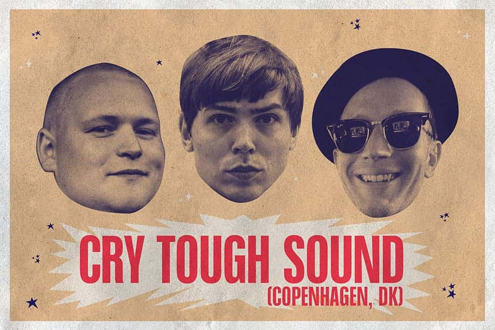 Cry Tough Sound