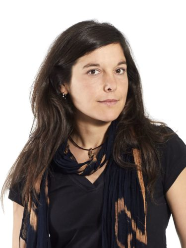 Tatiana Nuño Martínez is responsible for Greenpeace's climate change campaign in Spain.