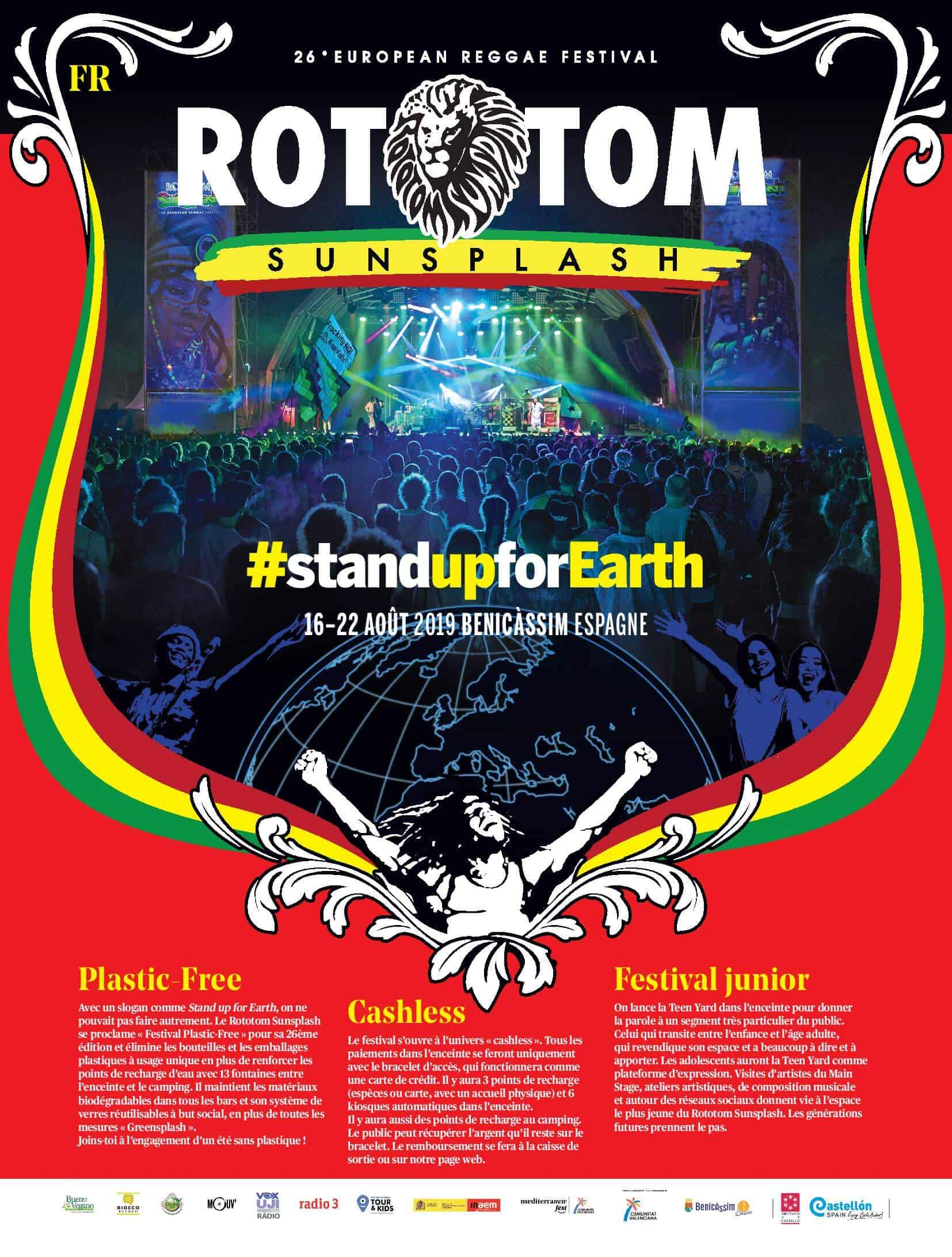 Rototom Sunsplash European Reggae Festival | Music, culture